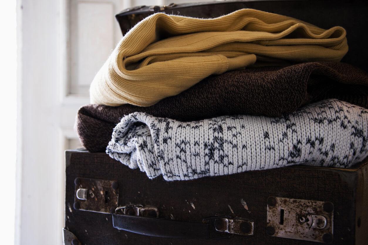 Koffer packen für den Winterurlaub