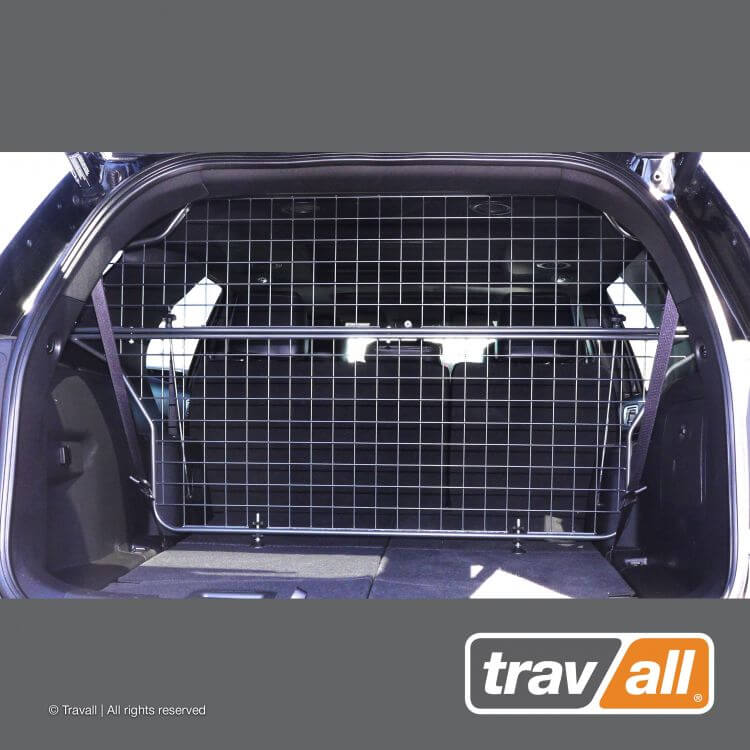 Travall Guard behind rear seats for ford vehicles