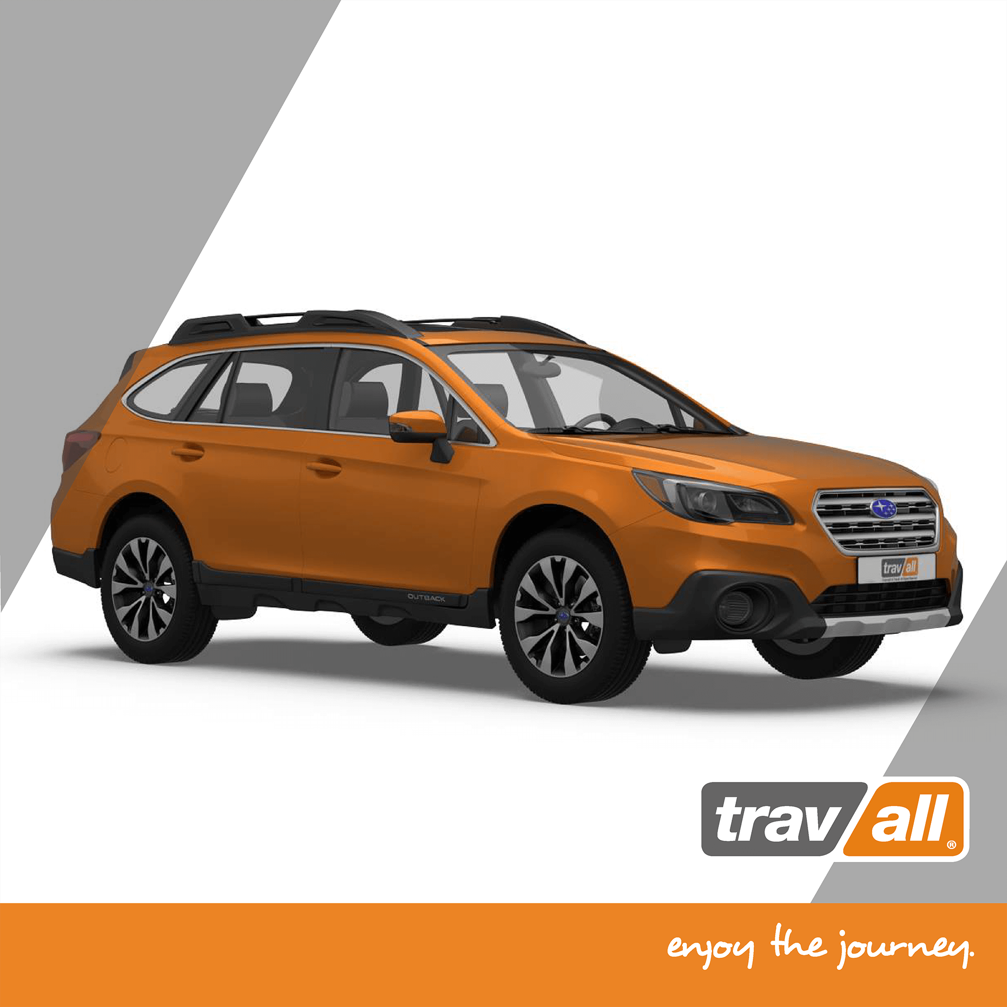 Travall Pet barrier for Subaru Outback