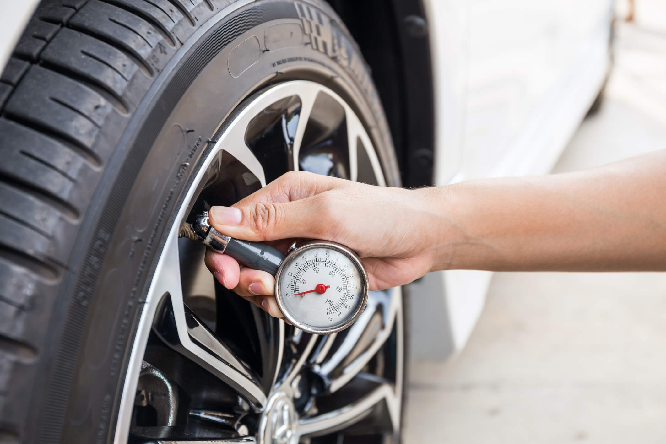 Preparing your vehicle